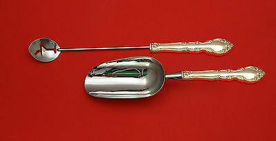Marechal Niel by Durgin Sterling Silver Cheese Scoop 5 34 Custom Made