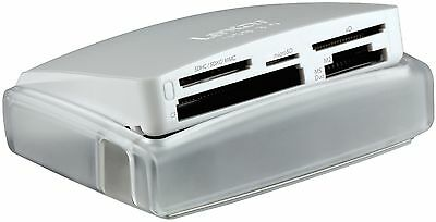 Lexar Multi-Card 25-in-1 USB 3.0 Memory Card Reader for CF, SD, MiniSD, MMC, XD
