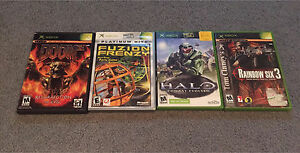 Xbox and Xbox 360 Games for sale Or trade