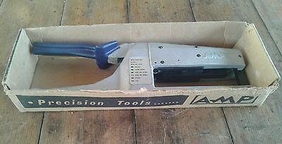 New Tyco Amp 91134-1 Latch Hand Crimping Tool Crimpcrimper