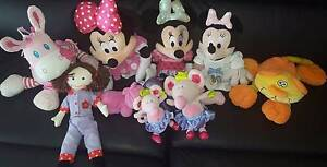 Stuffed toy bundle Minto Heights Campbelltown Area Preview