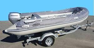 New Aluminium hull RIB with 20hp Honda. Drive Away Malaga Swan Area Preview