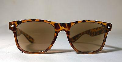 Lesehilfe getönt Sonnen Lesebrille ohne Überbrille Nerdy LEOPARD  + 1,5 dpt