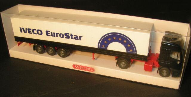 Iveco Pritschensattelzug  EuroStar Wiking  HO 1:87 #1452