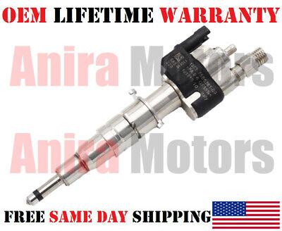 SINGLE UNIT Genuine OEM Fuel Injector For BMW N54 N63 135 335 535 550 750 X5 X6
