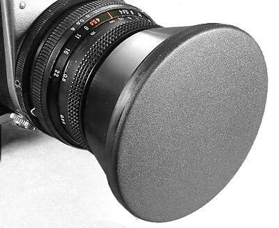 Durchmesser Objektiv (90mm innen (= Objektiv Außen) Durchmesser Front-Deckel HELIOPAN slip on lens cap)