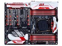 BRAND NEW GIGABYTE GA-X99-ULTRA-GAMING Intel LGA 2011-3 Memory Chipset ATX Motherboard X99