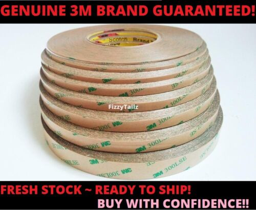 -3m 300lse- 9495le Super Sticky Double Sided Transparent Tape Cell Phone Repair