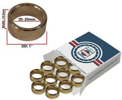 Stihl Ts400 Ts420 Ts700 Ts800 Blade Arbor Adapter Reducer Ring 20mm - 10 Pack