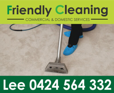 Friendly Cleaning is a trusted, professional cleaning