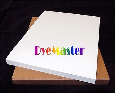 Dyemaster Sublimation Paper For Ricohepson Printer 8.5 X 14 Sheets