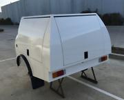 Ute Canopy - Aluminium for Hilux Dual Cab Pascoe Vale Moreland Area Preview