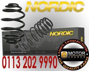 VW  Polo  9N_  [2001-2011] Hatchback FRONT  suspension coil spring