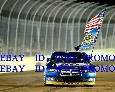 BRAD KESELOWSKI Miller Lite NASCAR SPRINT CUP Championship PHOTO 8X10 PICTURE #2