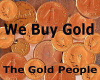 The Gold People - buying GOLD . . . Coins, Jewelry, etc.