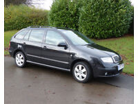 Skoda Fabia Est 1.4D ..50+ MPG - £30.00 Annual Road Tax - Group 6 Ins - Ideal 1ST car