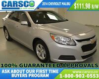 2014 Chevrolet Malibu LOCAL, NO ACCIDENTS