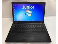 Hp Fast Laptop, 320GB, 4GB Ram, Windows 7, Microsoft office, Very Good Condition, Ready to use