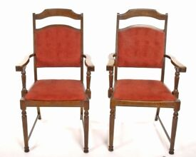 Carver chairs