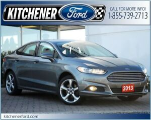 2013 Ford Fusion SE AWD/HTD SEATS&MIRRORS/SIRIUS/GREAT PRICE!