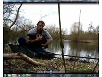 Discover a new french fishing lake ! 3 acres, 2h30 from calais. Big carp for 4 anglers max !