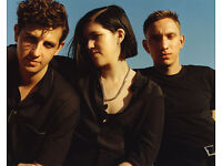 2 x PRINTED tickets for The xx at Brixton Academy on 8th March - STANDING