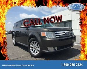 2011 Ford Flex SEL. Accident Free, 7 passenger!