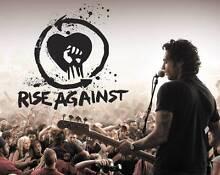 1 GA Ticket to Rise Against in Brisbane Upper Caboolture Caboolture Area Preview