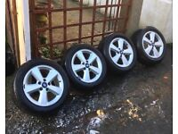 """16"""" 5x108 pcd genuine ford ronal alloy wheels focus mondeo transit connect S c max"""