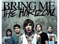 bring me the horizon concert tickets
