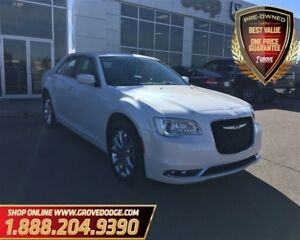 2016 Chrysler 300 Touring| AWD| Low KM| Sunroof| Remote Starter