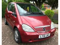 Mercedes-Benze A160 Petrol Elegance 5DR Automatic Low Milage