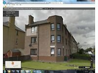 2 double bedroom 2nd floor flat Edinburgh for 1 or 2 bedroom ground first floor flat Edinburgh area
