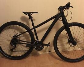 Cannondale badboy 29er size small £899rrp