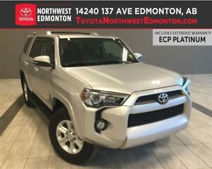 2016 Toyota 4Runner SR5 | Nav | Backup Cam | Leather Heat Seats
