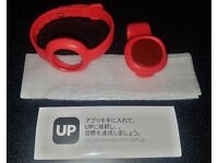 brand NEW Jawbone UP MOVE Wireless Activity Sleep Tracker with Clip and Strap - Red