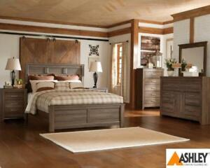 ASHLEY & IMPORT clearance bed sale