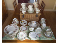 Vintage China - Large Collection