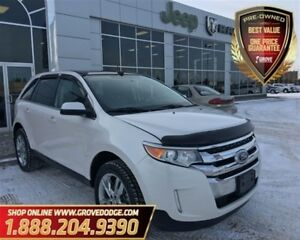 2013 Ford Edge Limited| AWD| Leather| Sunroof| Remote Starter
