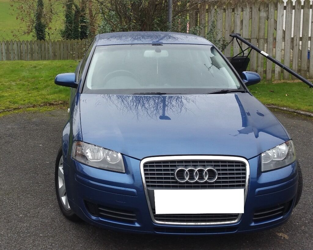 Audi A3 2.0 TDI Sport 5dr - Metallic Blue - Great Condition