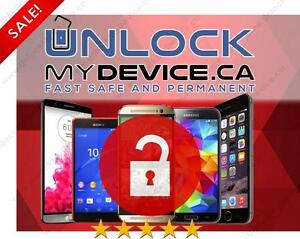 SONY CELL PHONE UNLOCKING - CALL / TEXT 226-316-2334