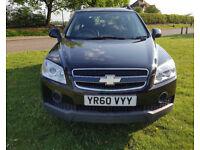 2010 (60reg) Chevrolet Captiva 2010 (60reg) 2.4 LS 53.100 m.Manual,134 bhp Petrol . Sell or Swap