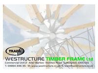 Timber frame fabricator