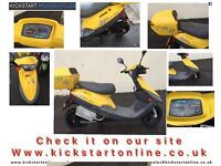 Evt4000e electric scooter motd free tax £425