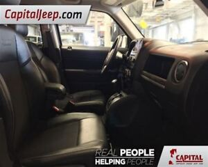2016 Jeep Patriot Sport/North| Leather/Cloth| Sunroof| 4X4