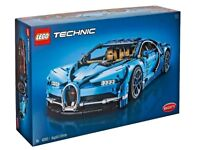 NEW RELEASE LEGO Technic Bugatti Chiron 42083 Brand New Sealed in Box With SHIPPING BOX !