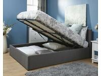 Double bed with under storage £150ono