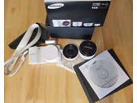 Samsung NX2000 Smart Camera