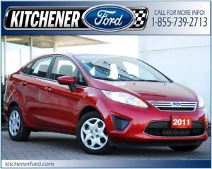 2011 Ford Fiesta SE SE/WINTER PKG/SIRIUS/TINT/HTD SEATS/ONLY...