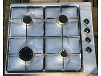 Gas Hob - with 4 burners. Ariston model PL6 40M. FREE TO COLLECTOR